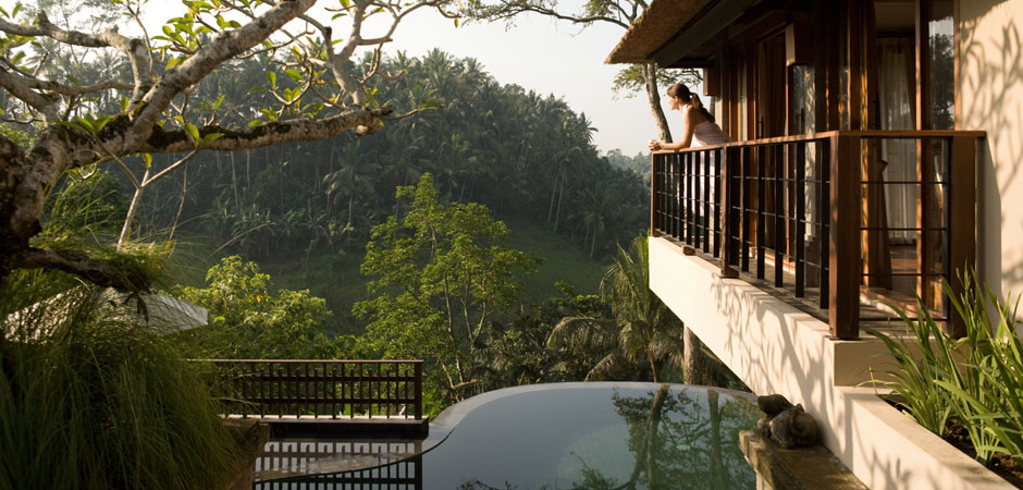 Valley overview - The Royal Village at Kamandalu