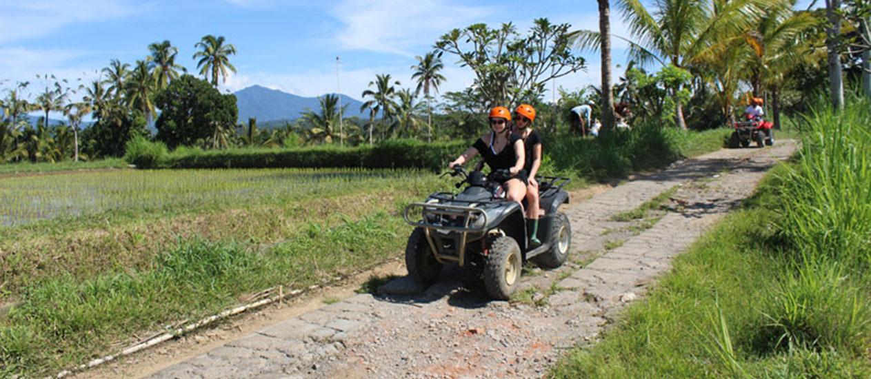 Bali Atv Tour Adventure In Ubud Kamandalu Ubud Bali