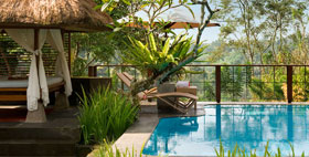 Dining Experience Package, Kamandalu Resort and Spa, Ubud, Bali