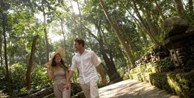 Eat Pray Love Package at Kamandalu Reort and Spa, Ubud, Bali