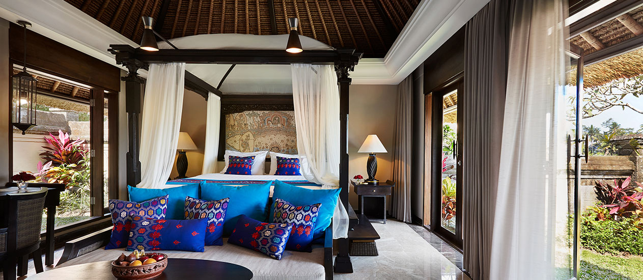 New Garden Villa, Kamandalu Ubud, Bali - luxury resort and spa