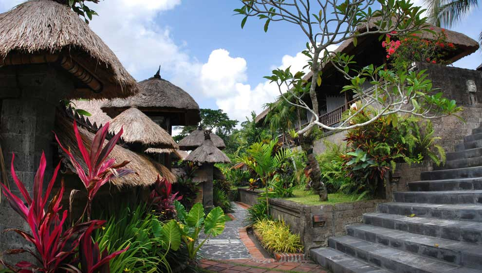 Pathway - Kamandalu Resort and Spa, Ubud, Bali - Accommodation, villas, resort in Ubud