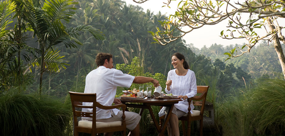 Celebrate Valentine's Day at Kamandalu Ubud - Resort and Spa in Bali