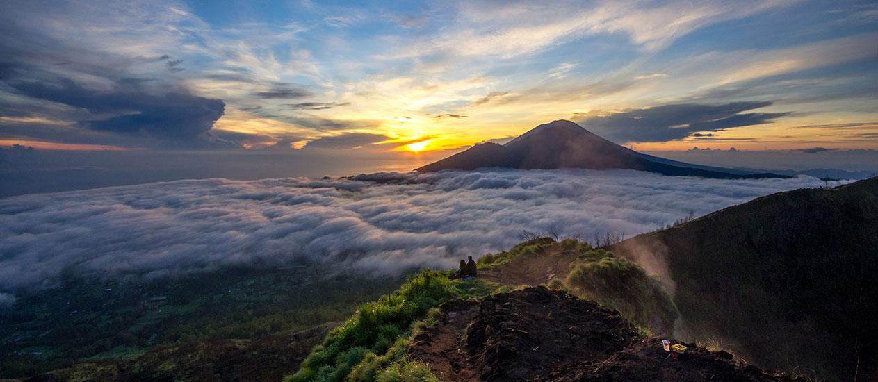 Image result for mount batur sunrise