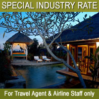 Special Industry Rates for Travel Agent, Airlines Staff only