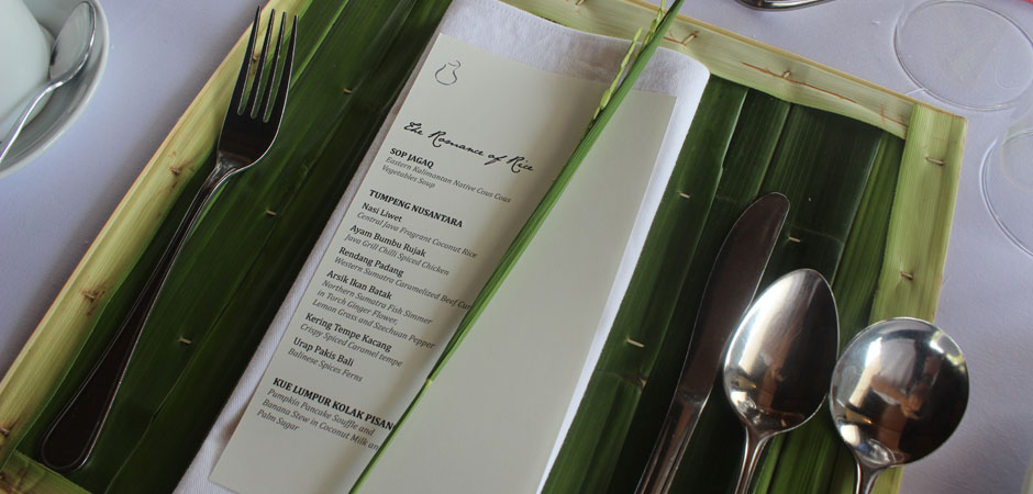 The Romance of Rice at Kamandalu Ubud - Resort and Spa in Bali