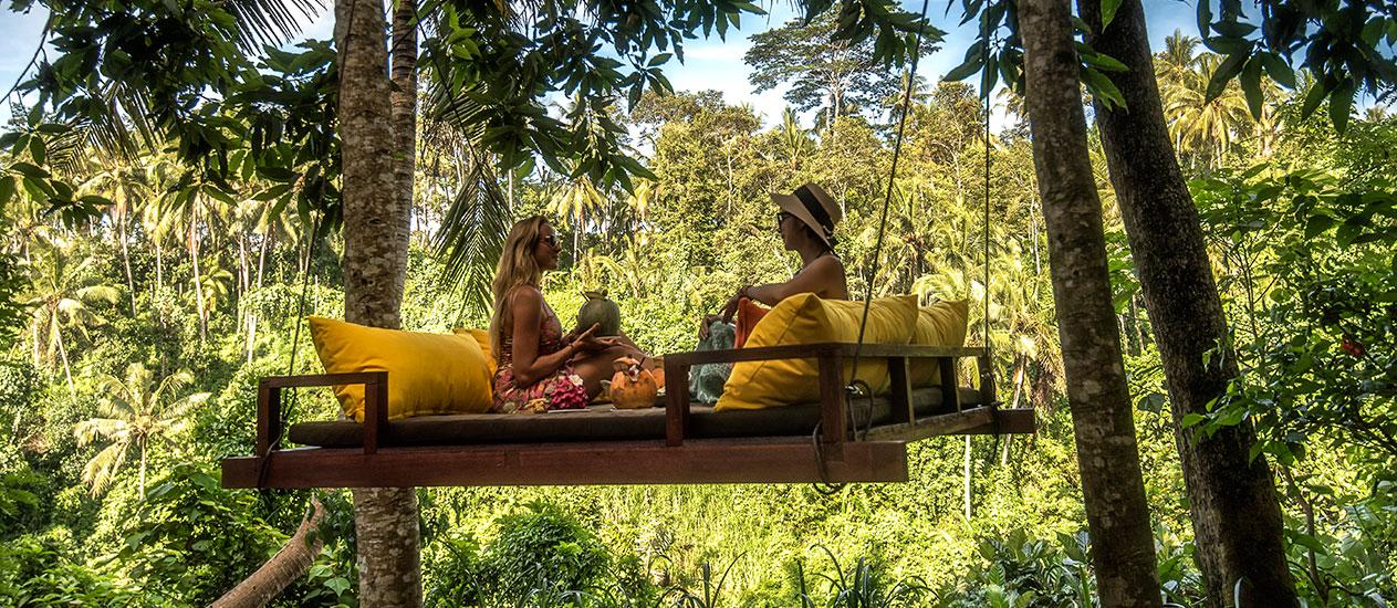 Forest Spa At Kamandalu Ubud Bali