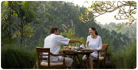Treats: Ubud dining, food and fine dining, Bali, Petulu Restaurant