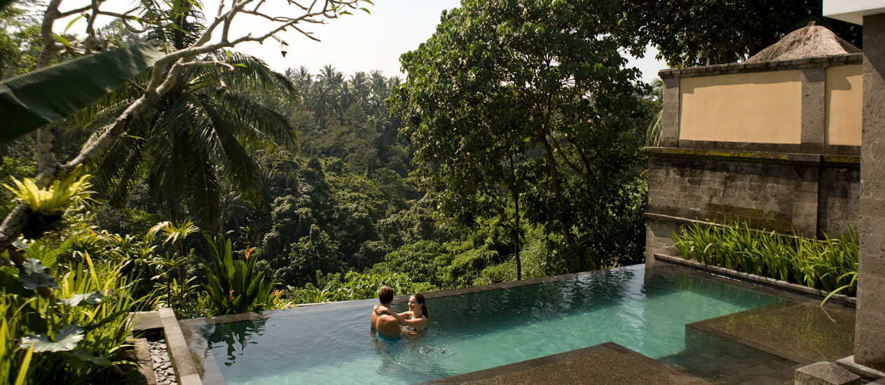 Private, Privacy at our private pool, Kamandalu Ubud, Bali