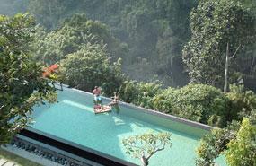 Hot Deal, 30% resort credit from room rate - Kamandalu Ubud, Bali