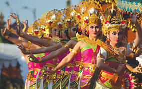 The 40th Annual Bali Arts Festival 2018