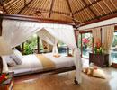 Pool  Villa Bedroom - Kamandalu Resort and Spa