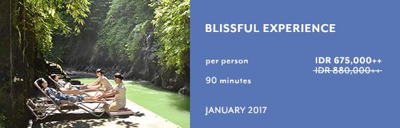 Blissful Experience at Chaya Spa
