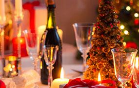 Christmas Eve Dinner 2018 at Kamandalu Ubud