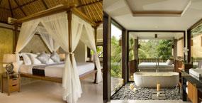 Full Board Package at Kamandalu Resort and Spa, Ubud, Bali