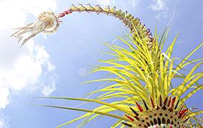Galungan and Kuningan Day- Kamandalu Ubud