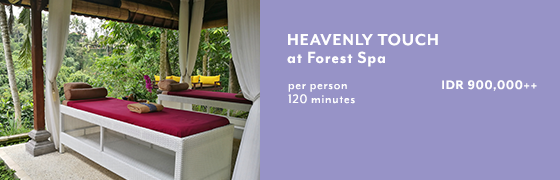 Heavenly Touch at Forest Spa