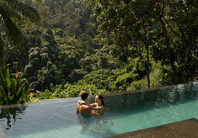 Ubud Honeymoon Package at Kamandalu Ubud - Resort and Spa in Bali