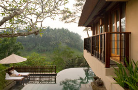 Kamandalu Holiday - Deluxe Pool Villa