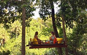Kamandalu Forest Swing - Kamandalu Ubud, Bali