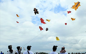 Bali International Kite Festival 2019 - Kamandalu Ubud