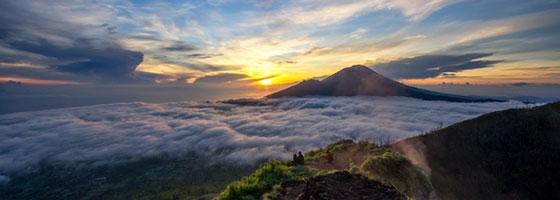 Mount Batur Sunrise Hiking - it arranged by Kamandalu Ubud