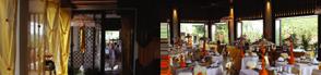 New Year's Eve Dinner 2014 at Kamandalu Resort and Spa, Ubud