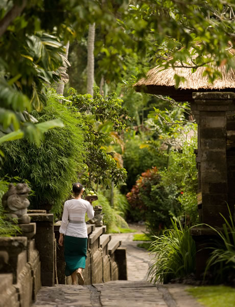 Balinese pathway