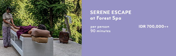 Serene Escape at Forest Spa