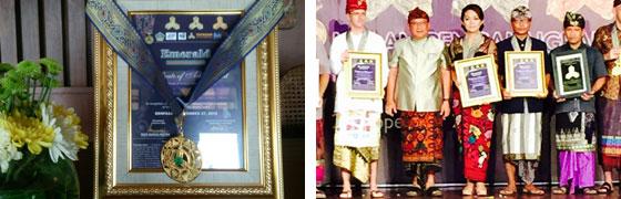 THK Award 2015