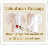 Valentine Package, Kamandalu Resort and Spa, Ubud, Bali