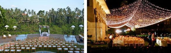 Elengant Wedding Celebration at Alun Alun of Kamandalu Ubud