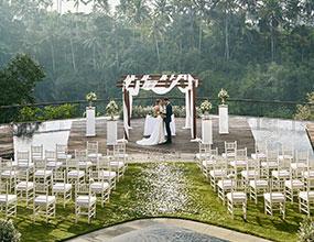 Wedding Package - Kamandalu Ubud, Bali