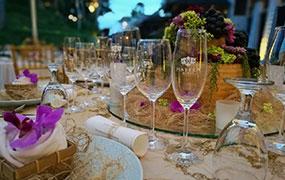 Exclusive Wine Dinner at Kamandalu Ubud, Bali