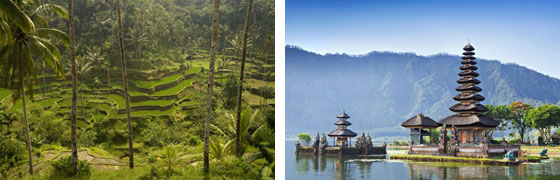 Travel and Leisure Magazine recently named Bali the world's second best island travel destination for 2015