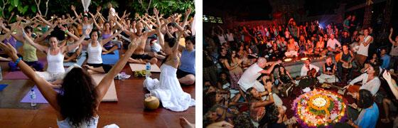 Bali Spirit Yoga Festival